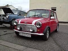 National Mini Cooper Day 45 - Beaulieu - last post by JamesM