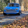 Show Us All Your Blue Mini... - last post by jeffster06