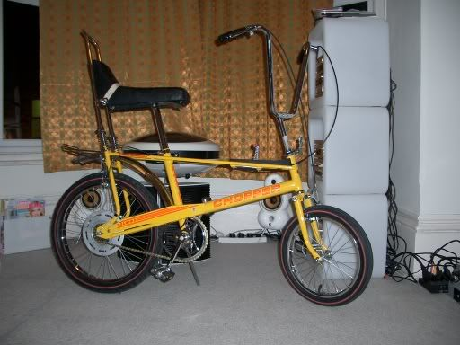 Mk2 Raleigh Chopper - Any Other Projects - The Mini Forum