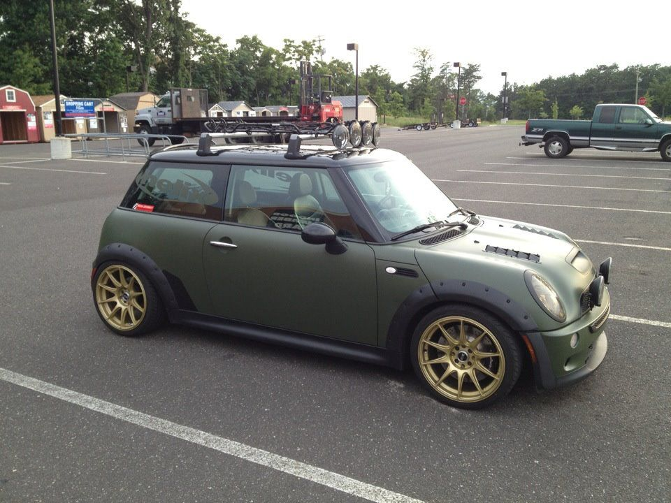 Picture Request Matte Minis Styling The Mini Forum