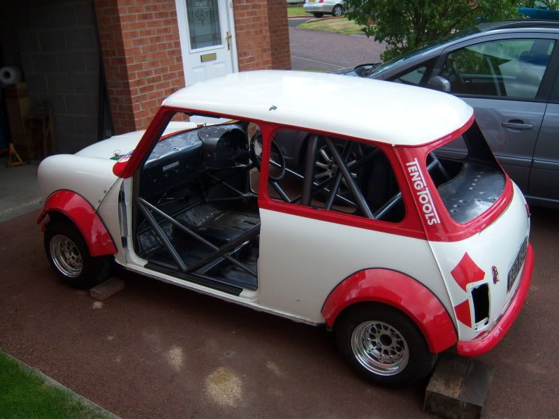 Two Tone Mini, Will It Look Any Good? - Bodywork, Paint and ...