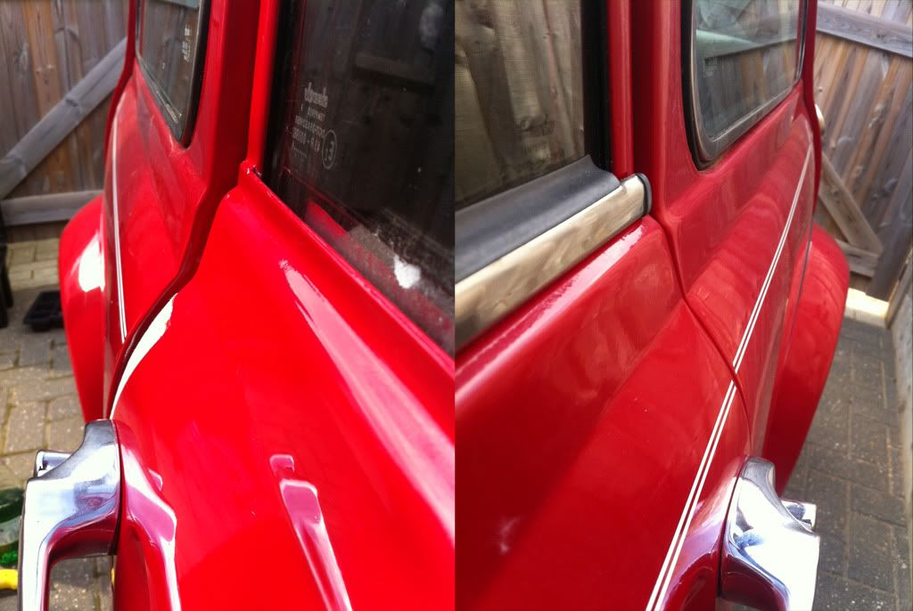 I also have a question about the paint finish of the door. I had the bodyshop use the same paint that the car was originally sprayed in approx. & Door Alignment Issue - Bodywork Paint and Detailing - The Mini Forum