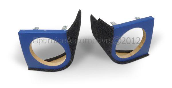 Optimise Automotive - Dash Rail Speaker Pods Now Available - I C E