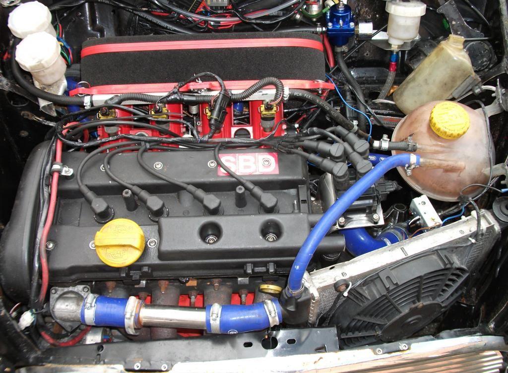 1971 Mk3 - 1 6 16V Allspeed Vauxhall - Valuations Area - The Mini Forum