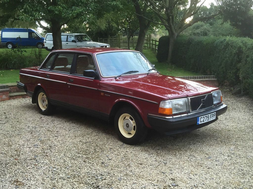 Volvos Can Be Cool Too : 1985 Volvo 240 Project - Any Other Projects