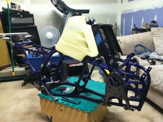 I'm Back! Yamaha Banshee Build Thread! :) - Any Other Projects - The