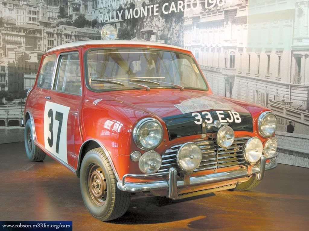 Want To Make A Rally Style Mini. - Mini Chat - The Mini Forum
