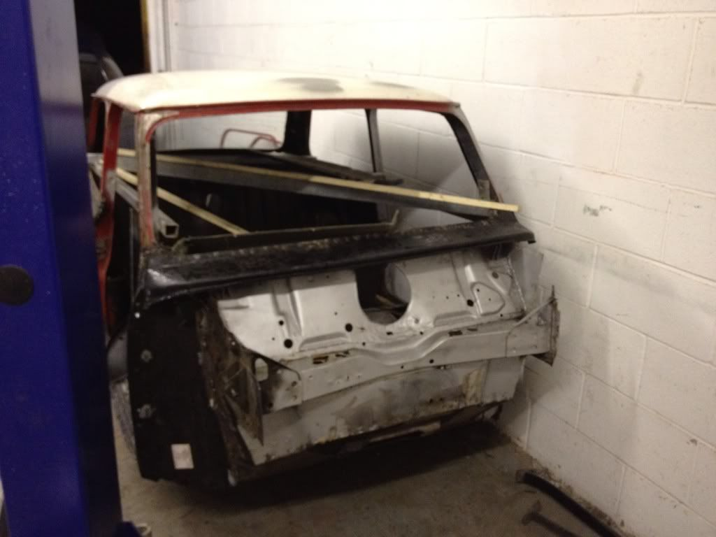 1978 Gt - 160Bhp 1 8Vvc K-Series Project - Complete Ground