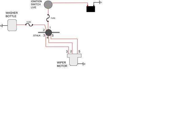 Pump Wiring Diagram from www.theminiforum.co.uk