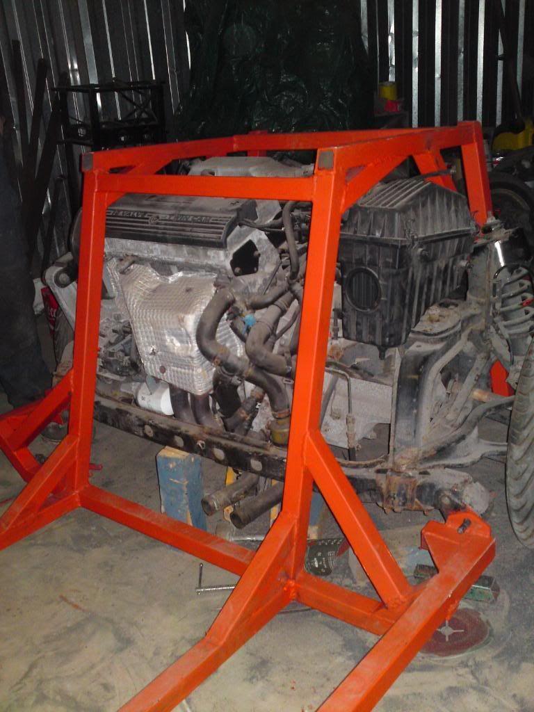 Mgtf Mini Conversion Rear Engine 150bhp - Page 3 - Rover