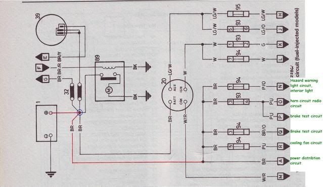 Classic Mini Wiring Diagram Indicators : Mini spi wiring diagram images